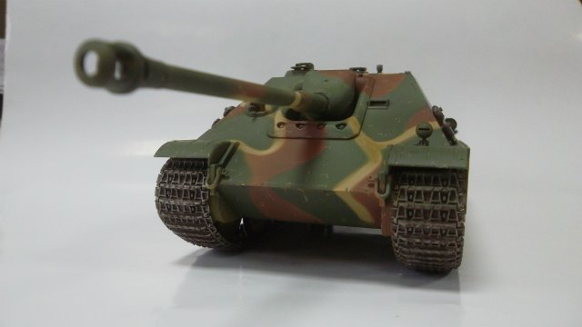 Jagdpanther, 1/35, («Tamiya» 35203). 3394dd426c9b