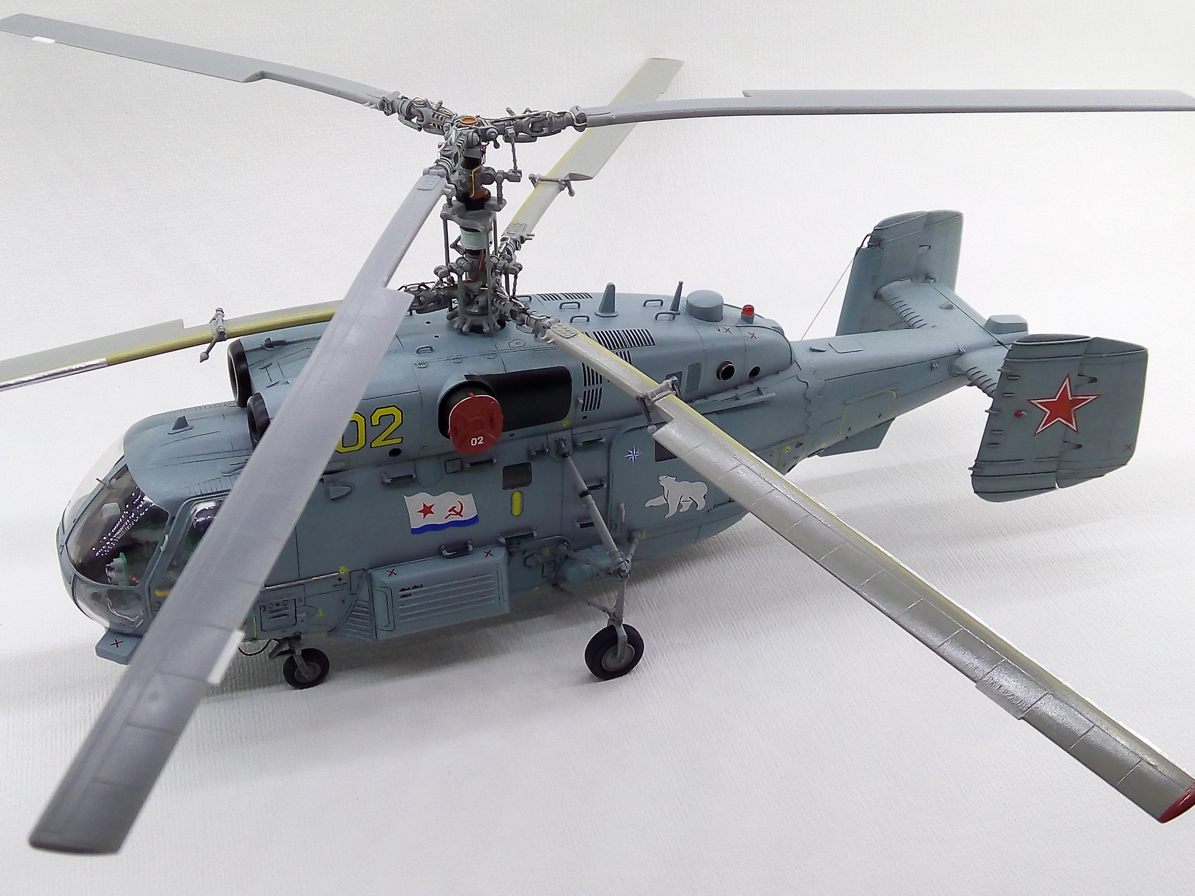 Ка-27ПЛ 1/48 HOBBYBOSS - Страница 4 Bfc43f1b1c53