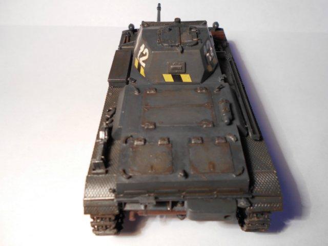Pz.Kpfw.II Ausf.D 1/35 (Арк Модел) 38ef8ee6b8ae