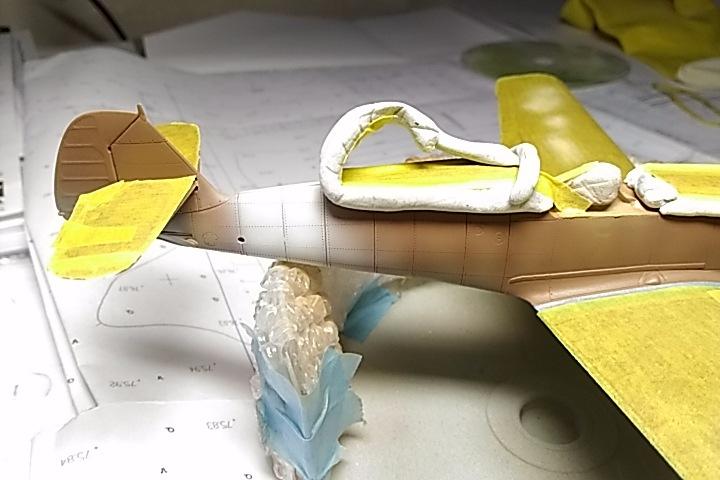 Bf 109 E7/Trop Tamiya 1:48 97c6c2599df8