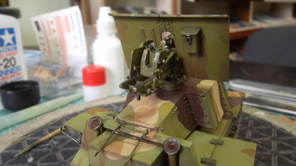 ЗиС-30 Противотанковая самоходная установка, 1/35, (MSD 35014). - Страница 2 261bf61a8278