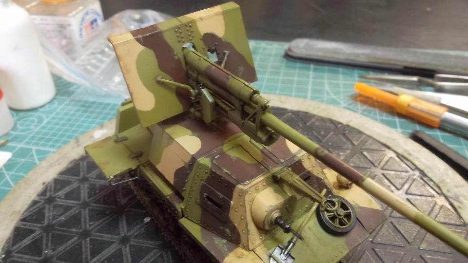 ЗиС-30 Противотанковая самоходная установка, 1/35, (MSD 35014). - Страница 2 2c19ac35f1a5