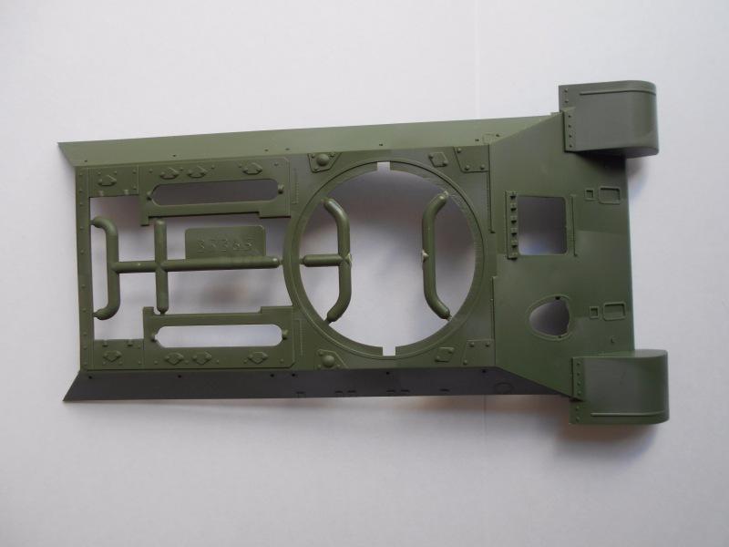 Обзор Т-34-76 выпуск начала 1943г 1/35 (Моделист №303529) Eb9e72967ad2
