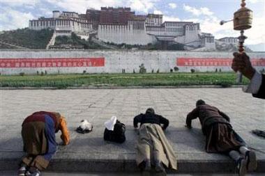 Tíbet, fotografías de 1950-1960 484e9da33d39