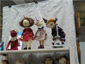 Время кукол № 6 Международная выставка авторских кукол и мишек Тедди в Санкт-Петербурге - Страница 2 Bcf2ef683cf1t