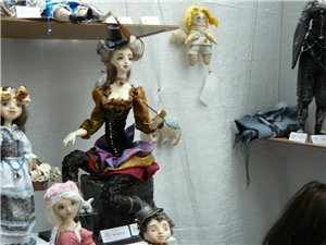 Время кукол № 6 Международная выставка авторских кукол и мишек Тедди в Санкт-Петербурге - Страница 2 8ec697afc348t
