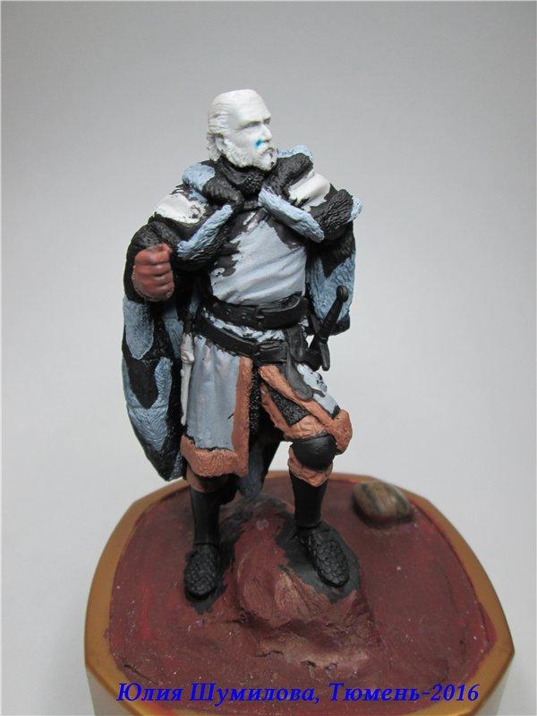Великий Магистр Тевтонского ордена, 14в.. На Конкурс по росписи миниатюры. E70f4e4eb42a
