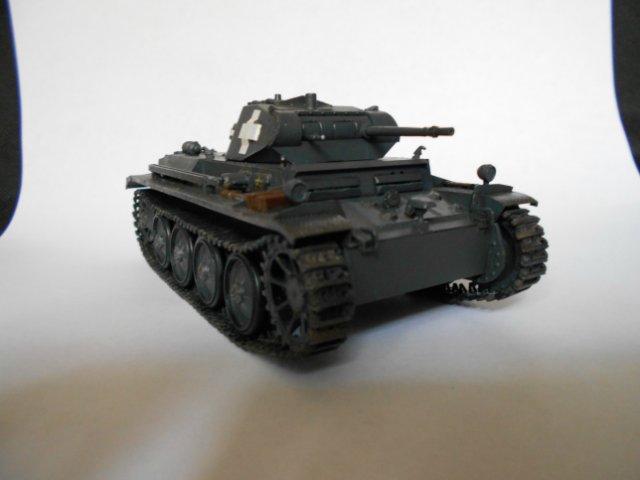 Pz.Kpfw.II Ausf.D 1/35 (Арк Модел) 161281b65152