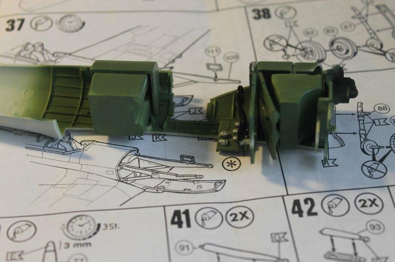 Supermarine Spitfire Mk. 22 Revell. 1/32 B08ef32dd01a