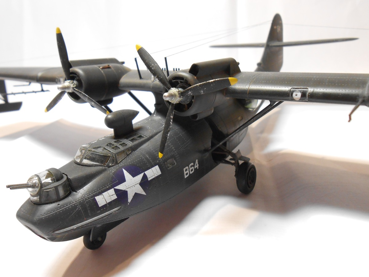 PBY-5A Catalina (1/72 Academy) - Страница 2 Cdd65fcdd336