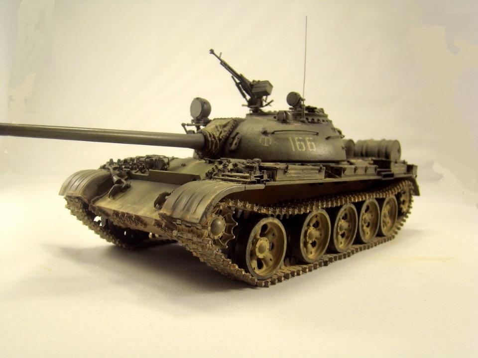Т-55. ОКСВА. Афганистан 1980 год. - Страница 2 45a6a2e554a5