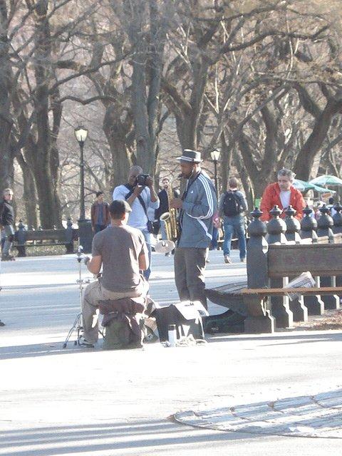 Нью-Йорк. День поголовного сумашедствия. День святого Патрика 651a0e386a94