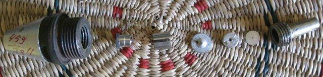 Бронебойные калиберные снаряды 45-мм противотанковой пушки образца 1937 года (53-К) 9f067609038e