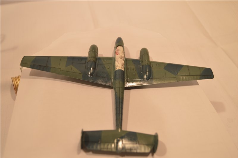 Bf-110 C-4/B (Airfix)  1/72 9aae0b9c91d9