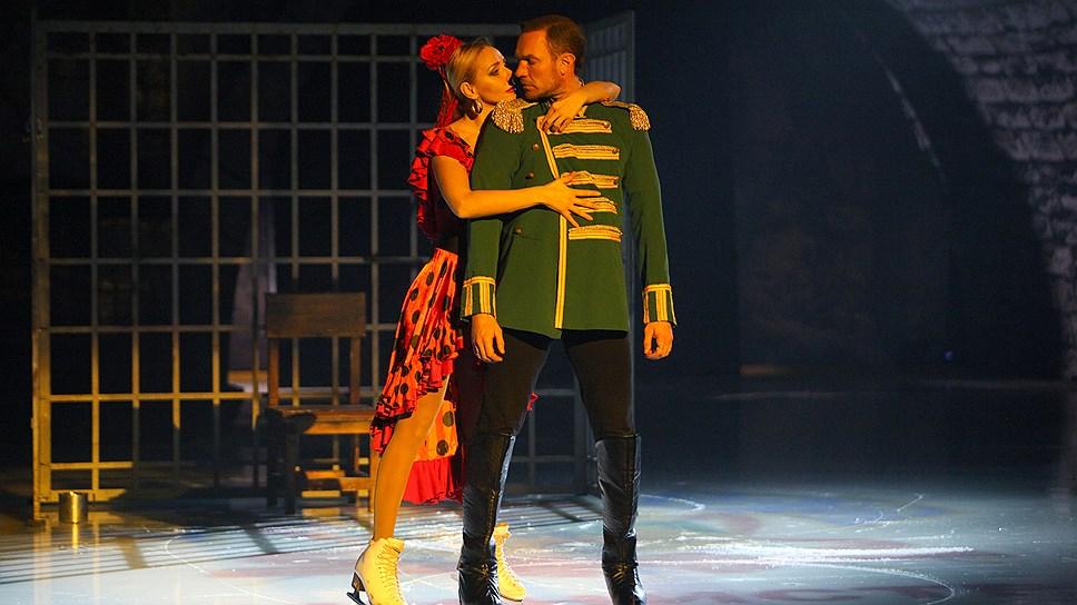 """Carmen on ice"". Краснодар, далее, везде (турне 2016-2017) 8c469db527d7"