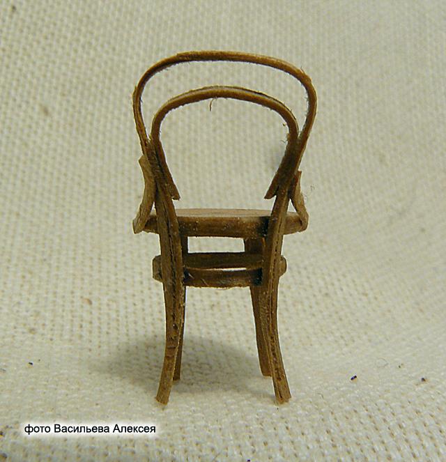 Старый венский стул масштаб 1:35 410b839418d7