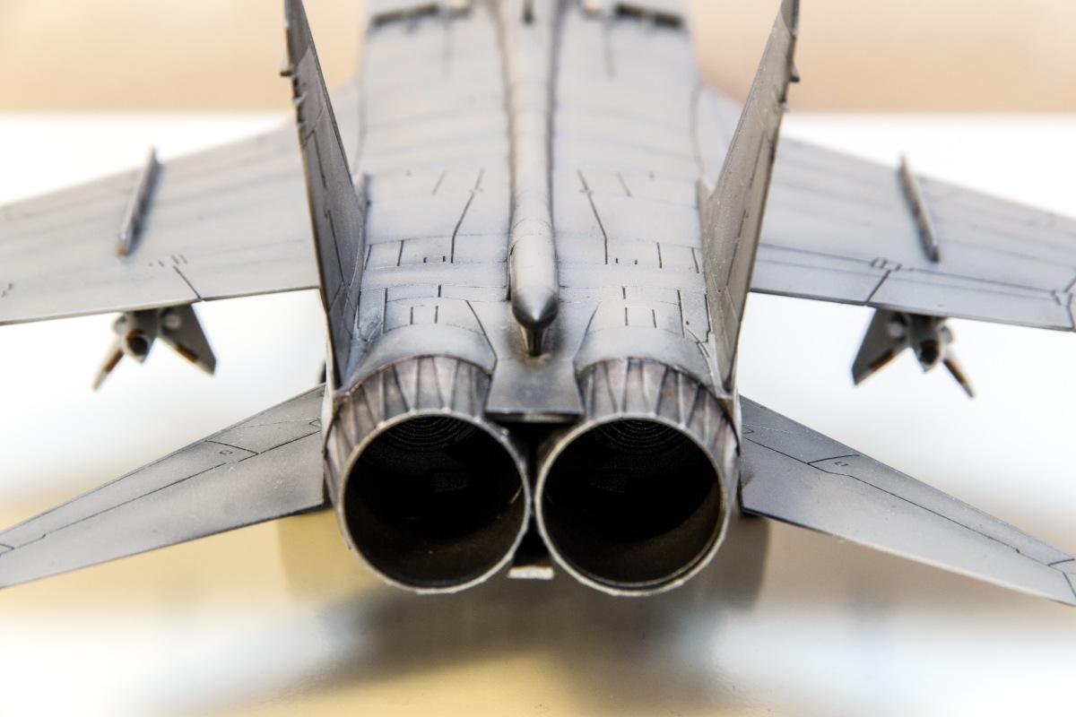МиГ-31. Звезда, 1:72 8081927fd710