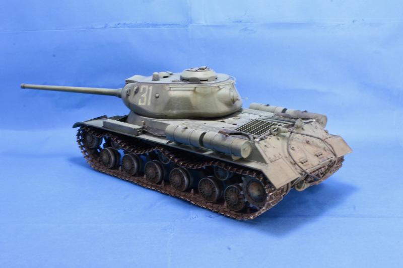 ИС-1 тяжелый танк СССР 1/35 Trumpeter 05587 691f3d600957