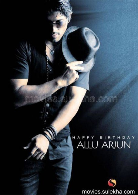 Настоящий герой -Аллу Арджун 410ab1d4db3a