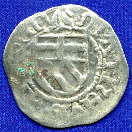Dinero de Matthäus Schiner (Suiza, 1499-1522).  53e111733dd8