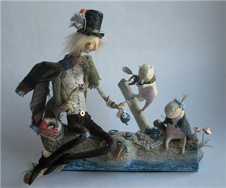 Волшебные куклы Алисы Баженковой! B0a810c0c296