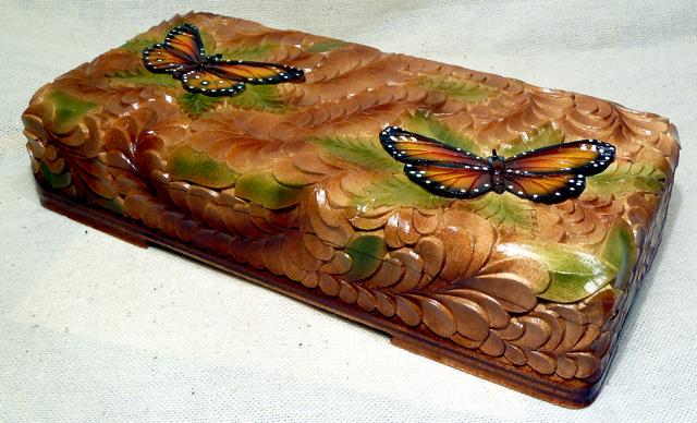 Свадебная шкатулка с бабочками 41a8fac1116e