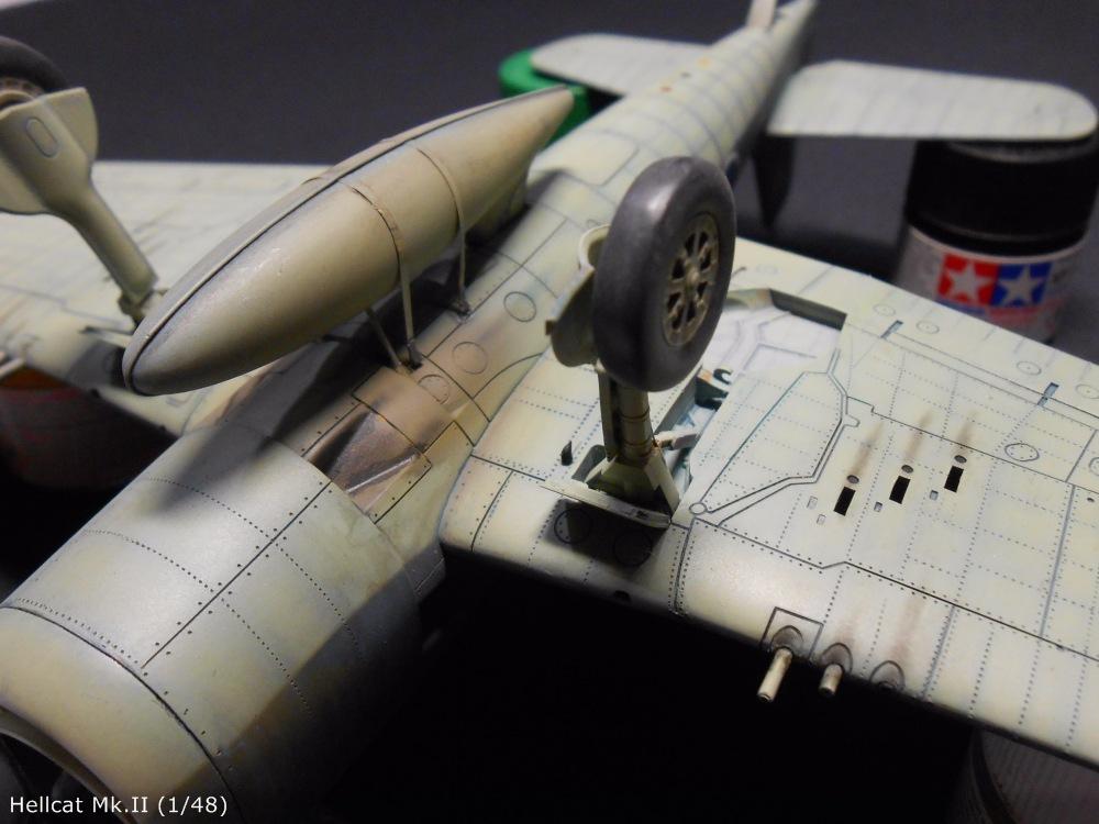Hellcat Mk.II, Eduard (1/48) A9f01a1ecac9