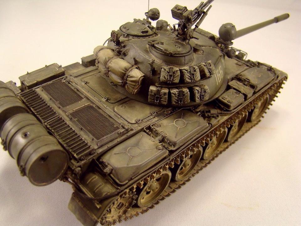 Т-55. ОКСВА. Афганистан 1980 год. - Страница 2 12023d18615a