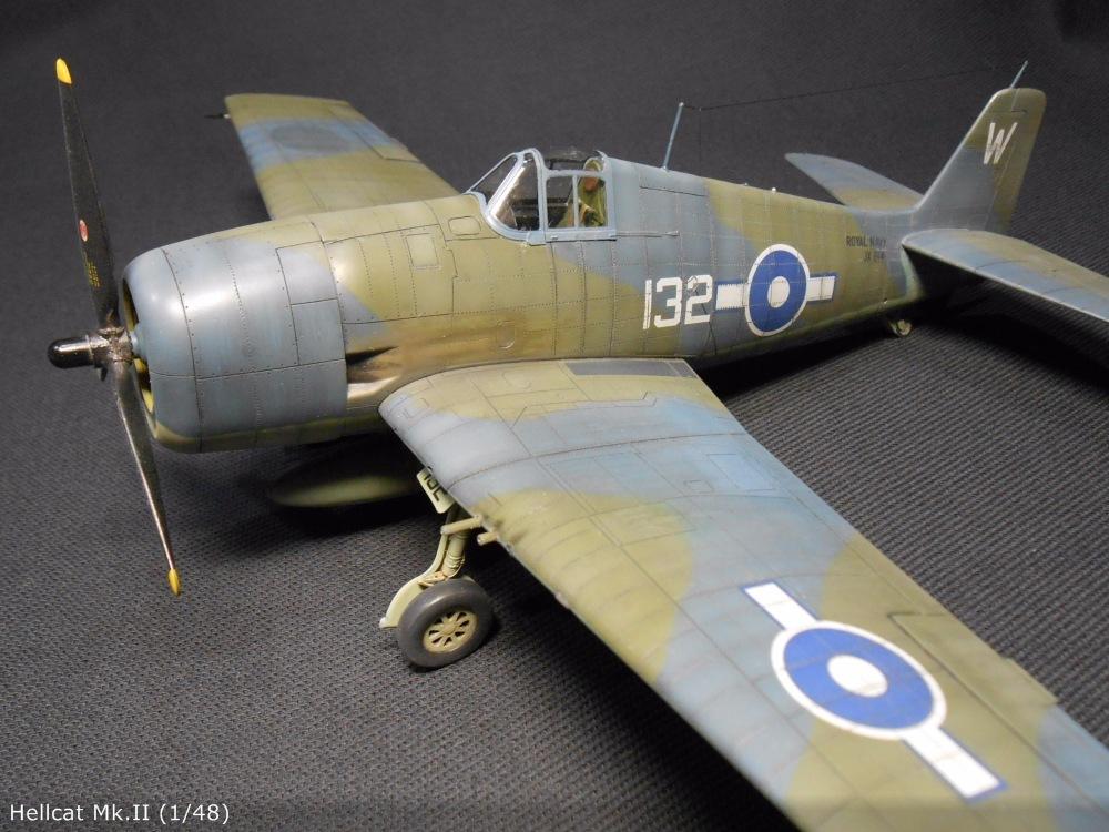 Hellcat Mk.II, Eduard (1/48) F53055616270