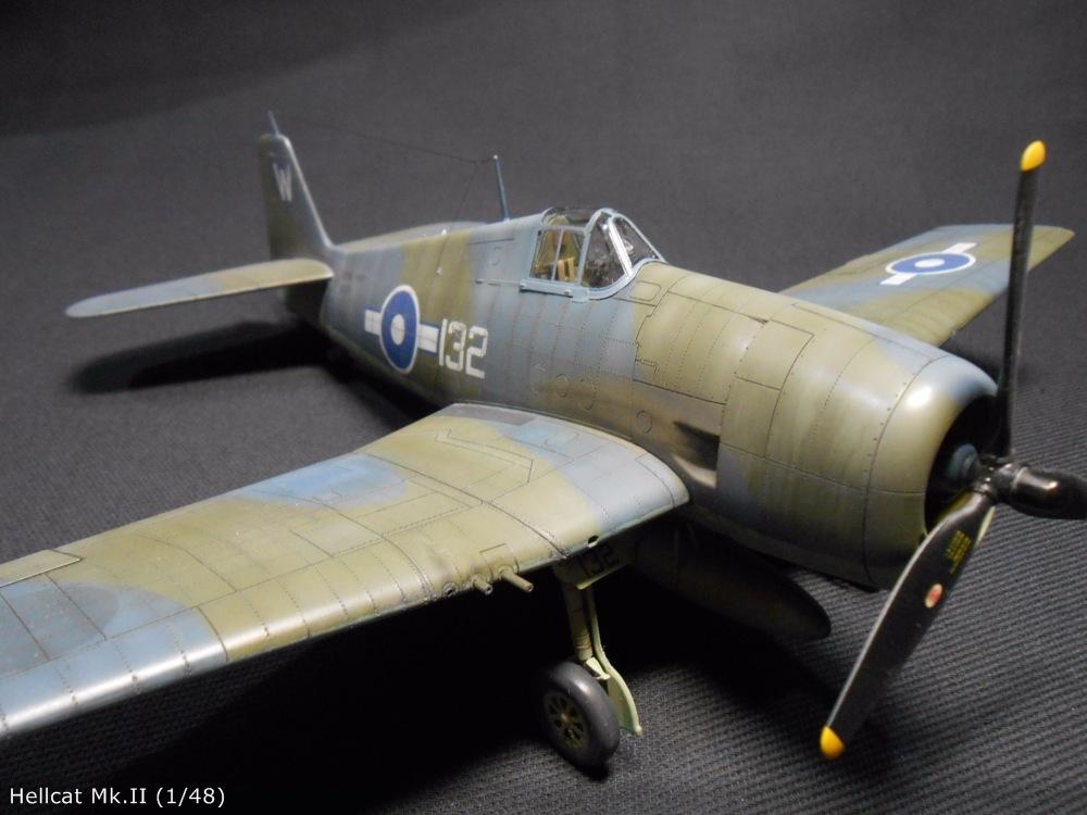 Hellcat Mk.II, Eduard (1/48) B103213cdf46