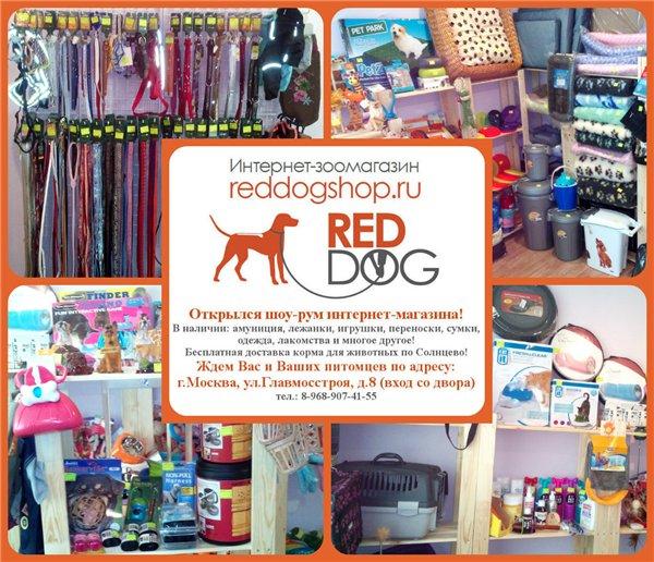 Интернет-магазин Red Dog- только качественные товары для собак! E9c619e97ea7