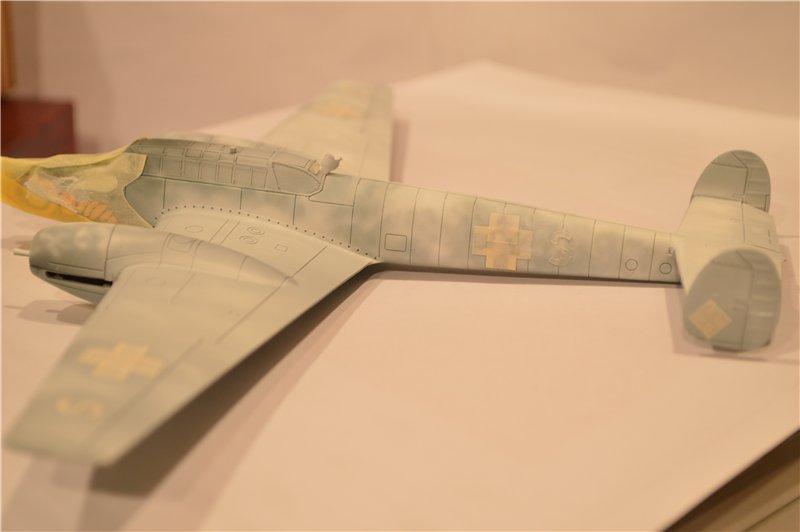 Bf-110 C-4/B (Airfix)  1/72 032d97f2ce56