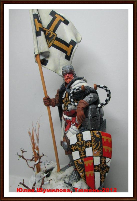Великий Магистр Тевтонского ордена, 14в.  765dc36d31b6