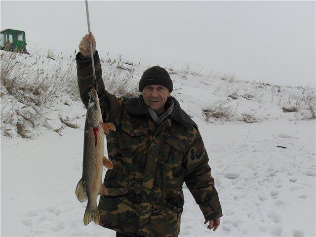 Зимняя рыбалка - Страница 2 1cf8c16c2abe