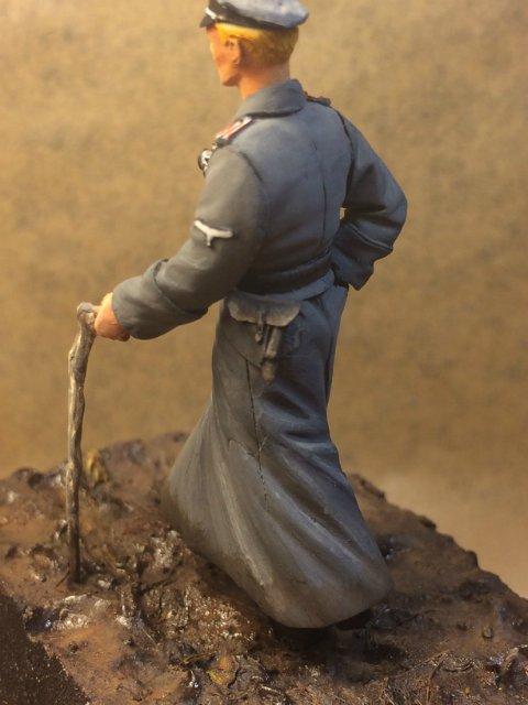 Немецкий офицер (1/35) B4166f9b5507