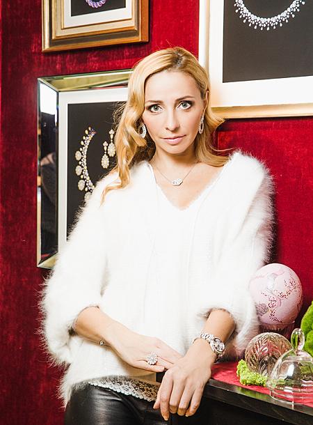 Татьяна Навка - официальный посол бренда Chopard 9bd7fd5c8c9a