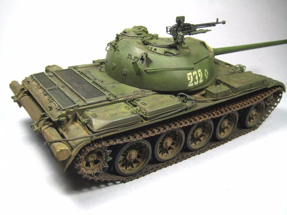 Т-54 образца 1951 г.  A4a7a07b85ed