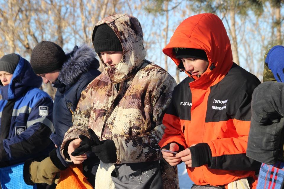 Первенство города Кургана по ловле на мормышку со льда среди юношей и девушек с 14 до 17 лет. 656f253fdd03