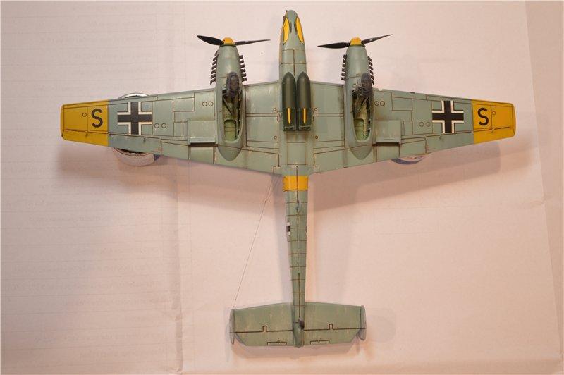 Bf-110 C-4/B (Airfix)  1/72 A87a950c9787