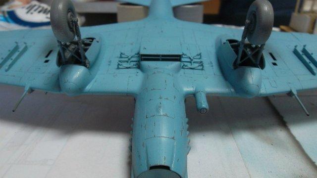 Ил-2, масштаб 1/48, (Tamiya 61113). 754534304e01