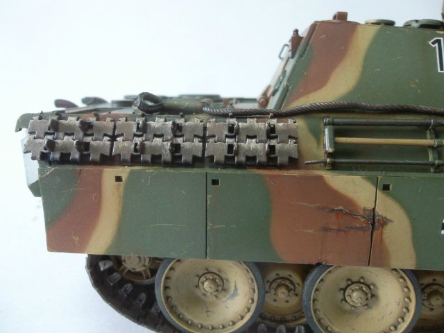 Jagdpanther, 1/35, («Tamiya» 35203). - Страница 2 4af21a319160