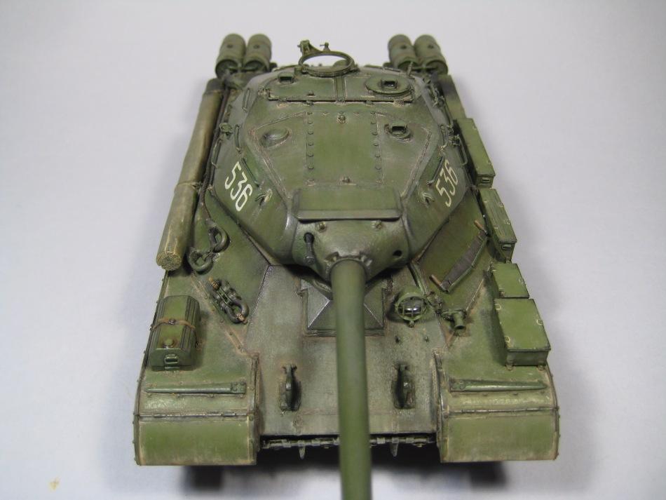 ИС-4М. Забайкальский ВО. 1962 год 4c7e36824db5