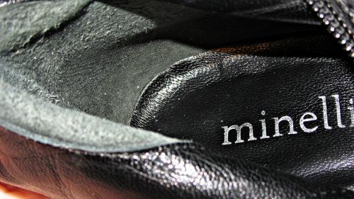 Супер сапоги осенние от Minelli 25c0656bc1a1