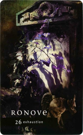 Оракул Падших Ангелов Найджела Саклинга. Fallen Angel Oracle by Nigel Suckling - Страница 2 14083b8dee5f