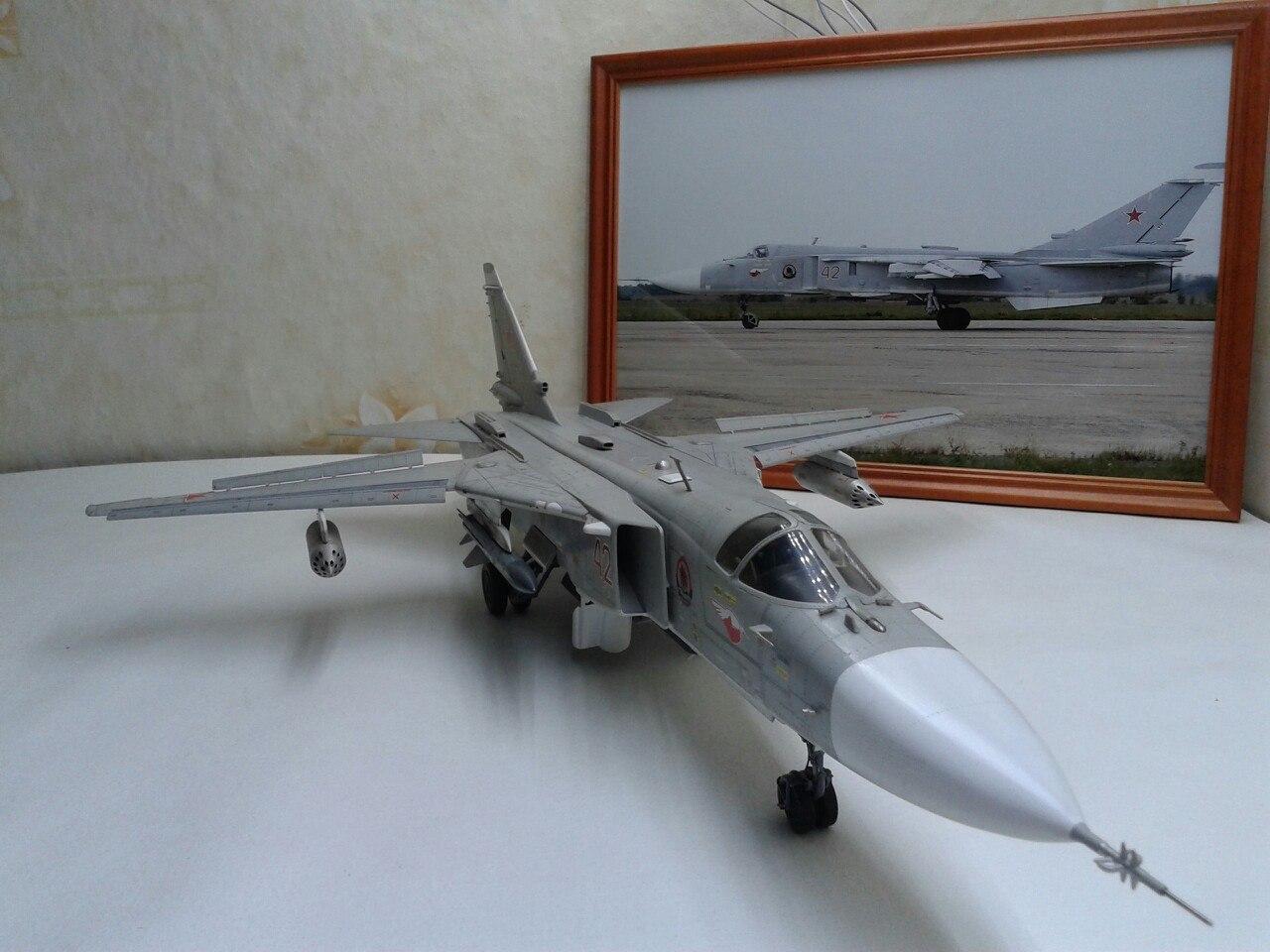 Су-24М 1/48 (TRUMPETER) Babac42067e1