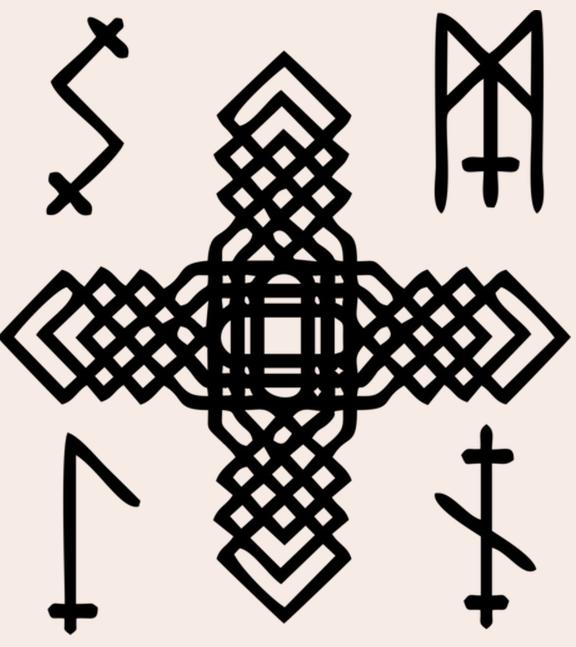 Став Соломона(Став очищающий от духов)автор Кантас Acc4f474da62