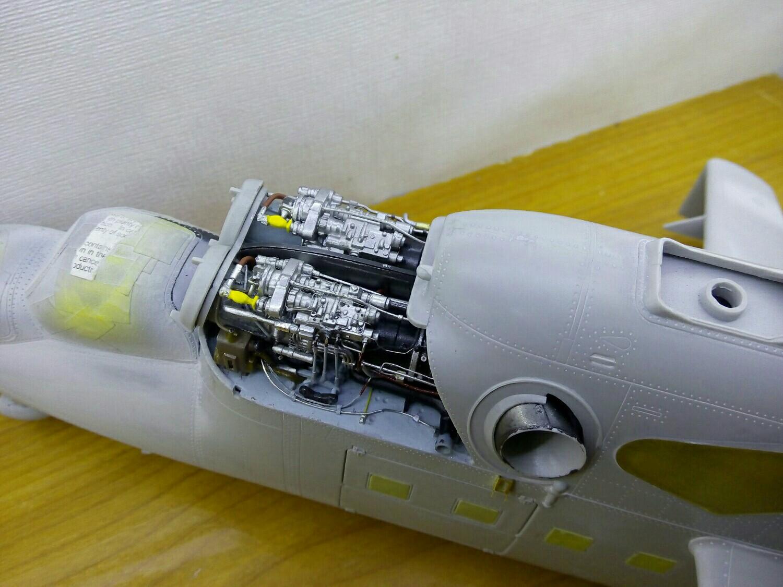Ми-24П. Trumpeter. 1/35 D32a954f2ad1