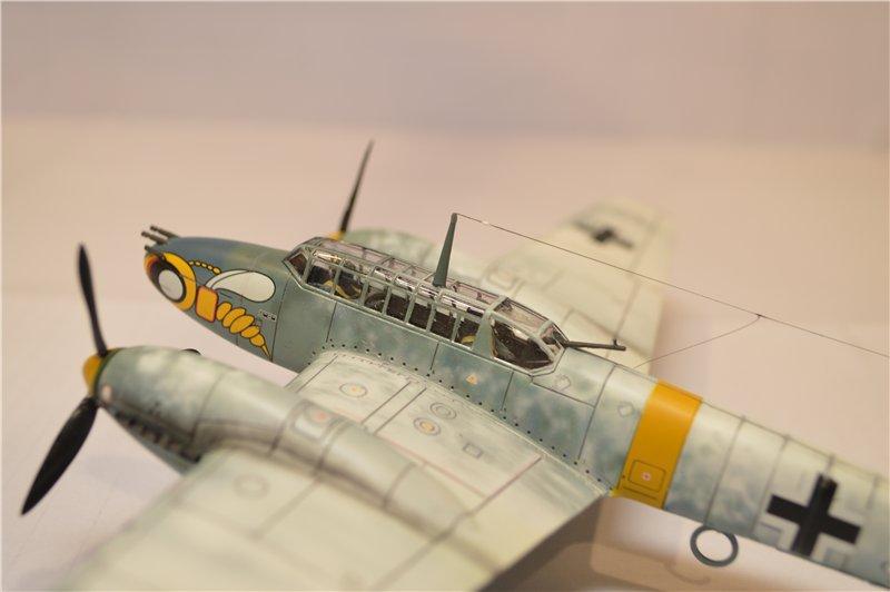 Bf-110 C-4/B (Airfix)  1/72 2a3a85af2ffa