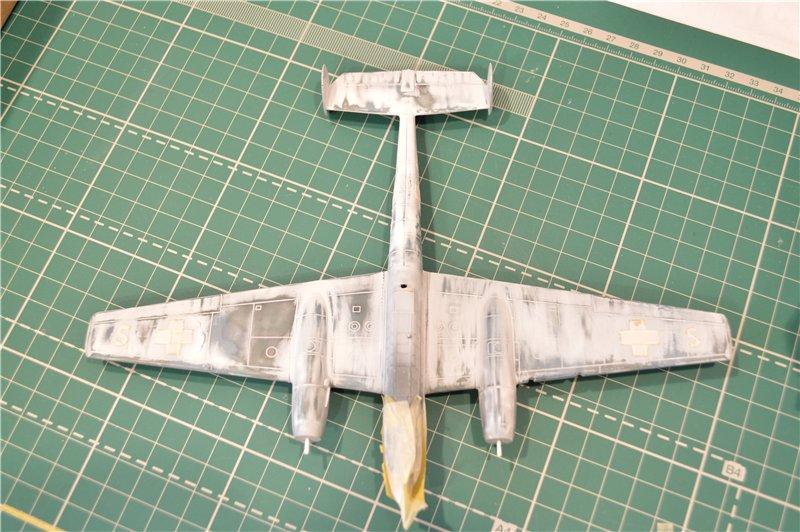 Bf-110 C-4/B (Airfix)  1/72 00d27272b6f7