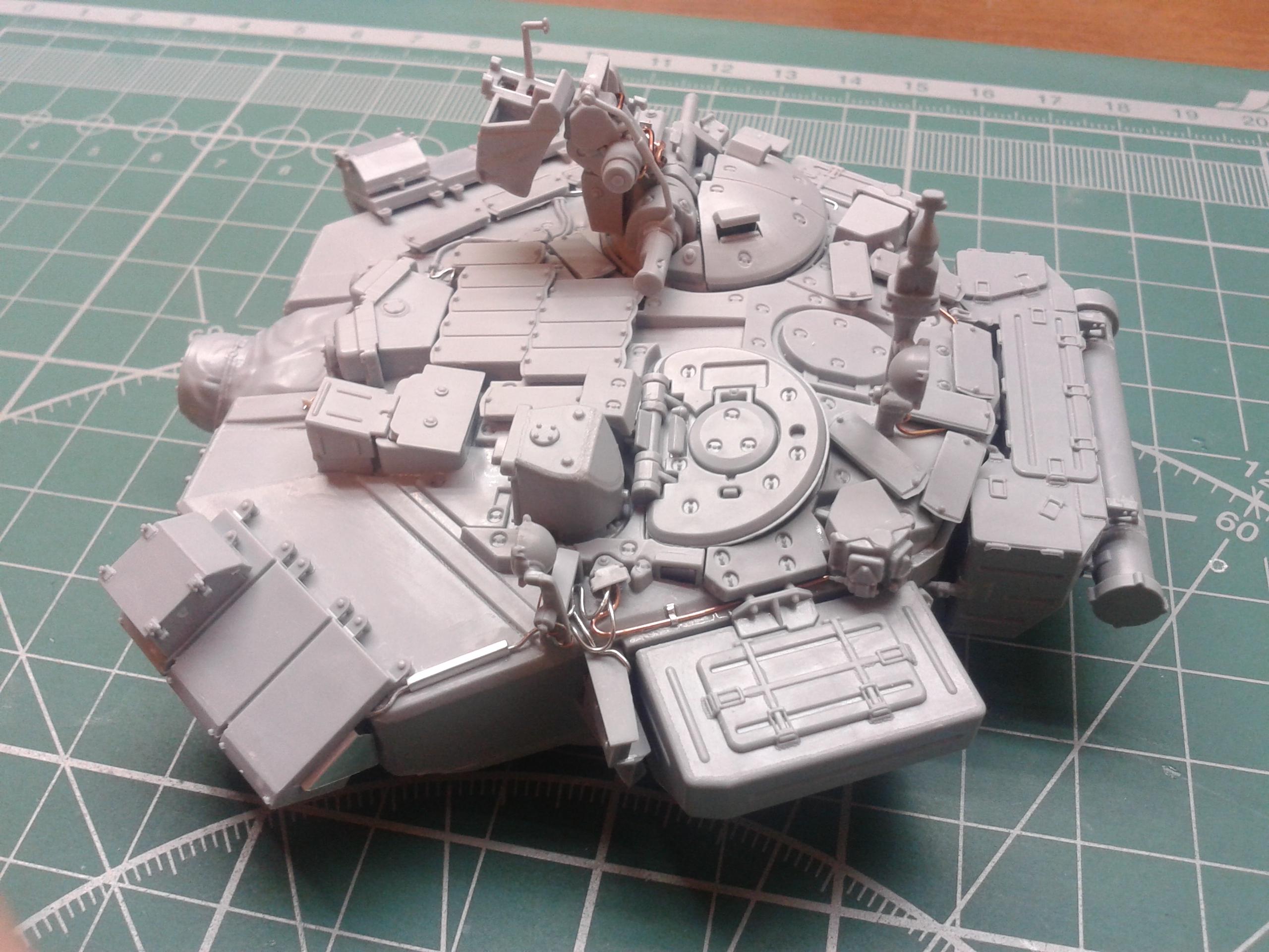 Т-90 1/35 (ЗВЕЗДА) 66c595b1ef66
